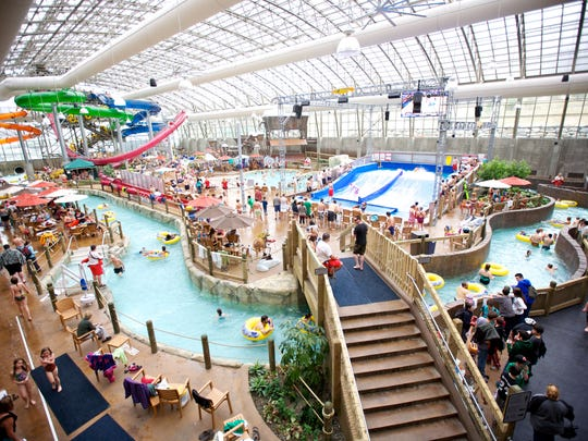 The Pump House Indoor Waterpark has turned Jay Peak into a year-round destination.