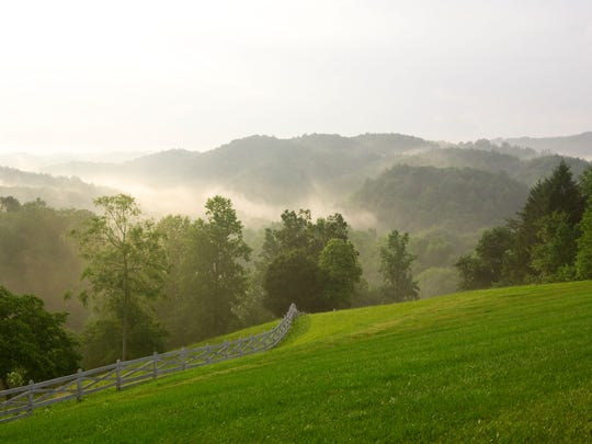 Blackberry Farm is located in the foothills of the Smoky Mountains in Walland, Tenn.