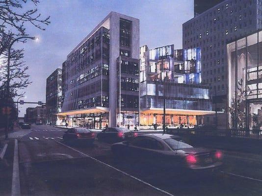 Midtown Parcel 2 concept