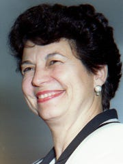Joanne Benson in 1999.