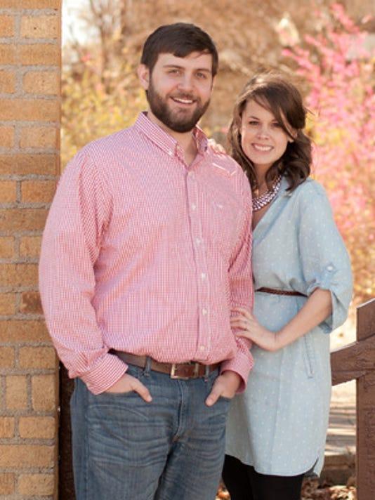 Engagements: Virginia Alexander & Michael Cononie