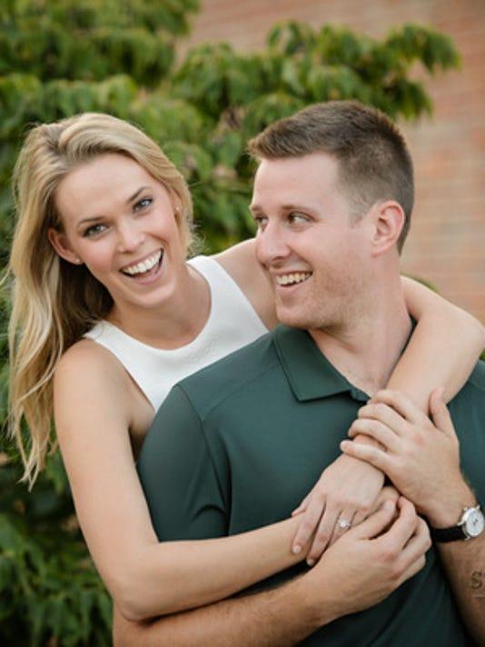 Engagements: Fran Haas & David Jolson