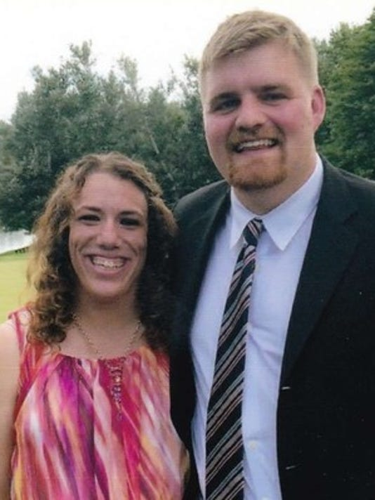 Engagements: Brittany Stansberry & Matthew Gerberich