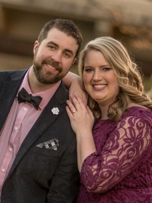 Engagements: Allison Merrill & Brandon Vanhook