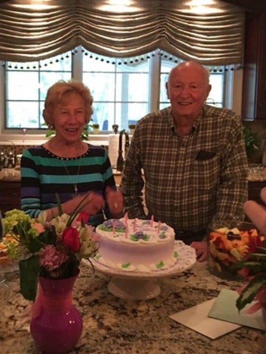 Anniversaries: Ronald Ehrlich & Nancy Ehrlich