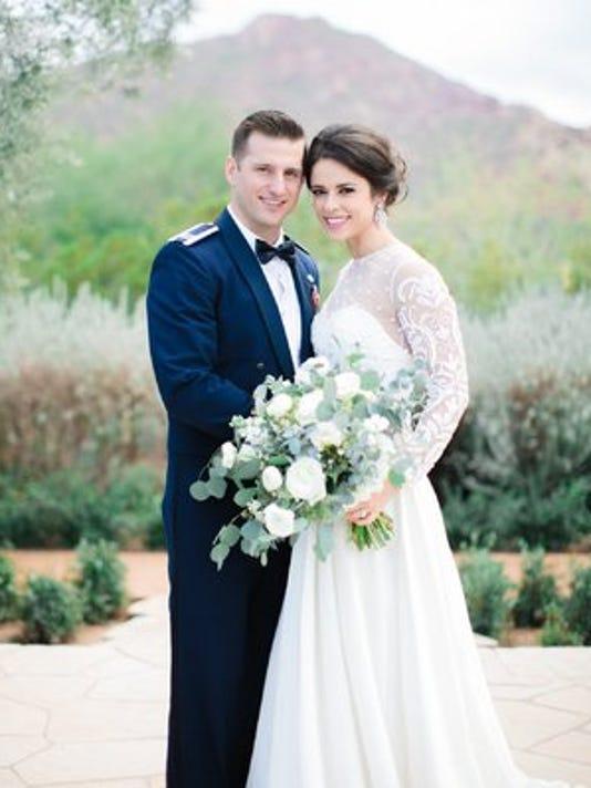 Weddings: Erika Powell & Nelson Faerber