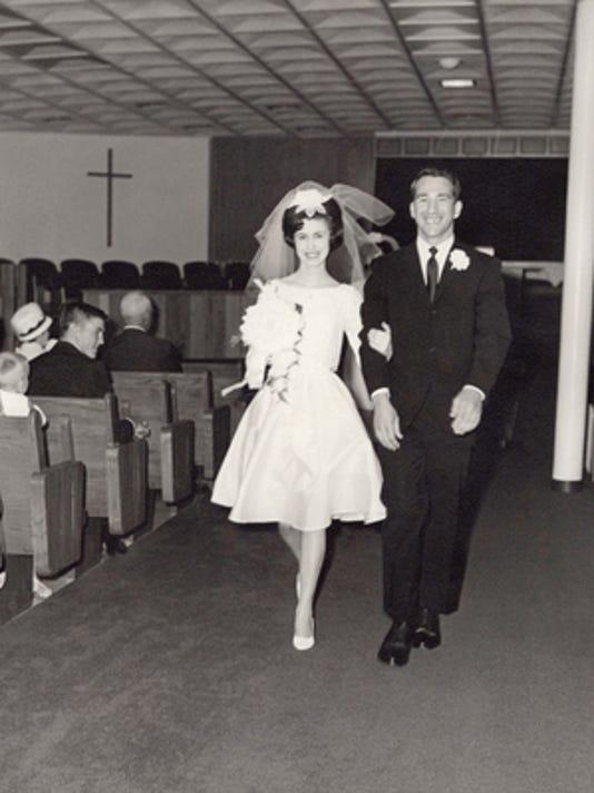 Anniversaries: Dennis Wedgeworth & Lottie Wedgeworth