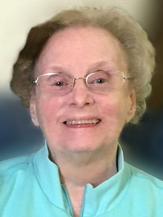 """Mary Elizabeth """"Becky"""" Niersbach"""