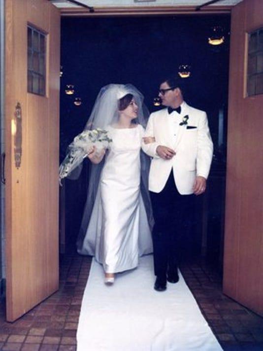 Anniversaries: John Osborne & Pamela Osborne