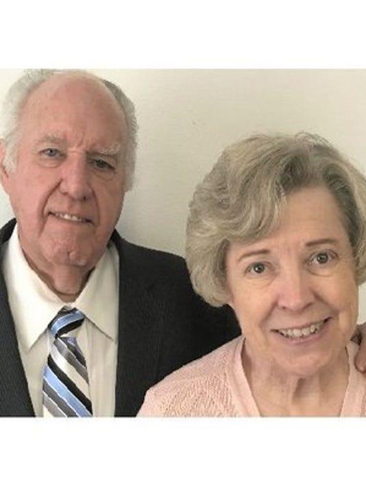 Anniversaries: Keith Seegmiller & Janet Seegmiller