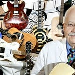 Dr. Charles A. Main is hosting the Stars & Guitars auction to benefit kids recovering from cancer.