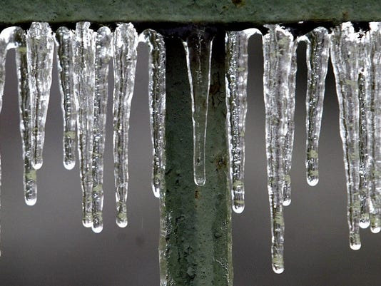 SP NEWS Ice storm