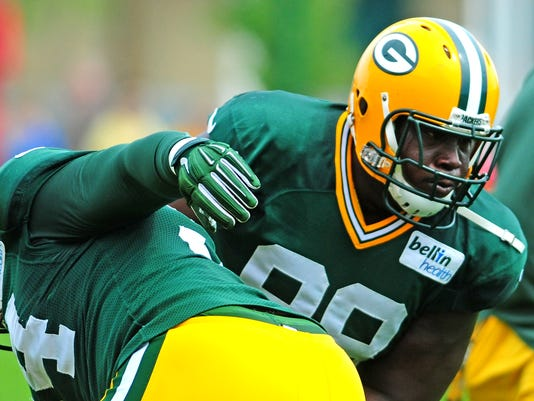GPG 082514 Packers Training Camp167