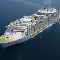 Cruise smackdown: Harmony of the Seas vs. MSC Meraviglia