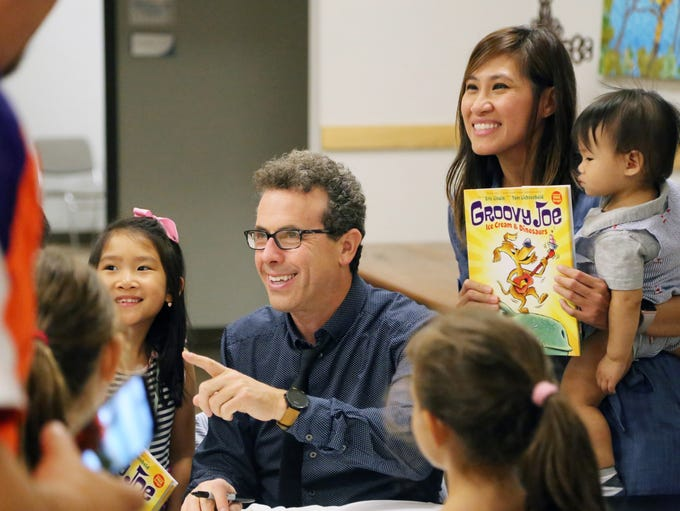 Best-selling children's author and musician Eric Litwin