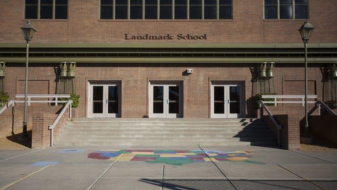 Glendale Landmark School.