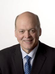 Steelcase President and CEO Jim Hackett will become