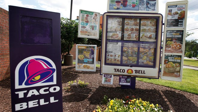 The quesarito joins the Taco Bell menu on June 9 in select markets.
