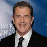 FILE - In this Jan. 12, 2013 file photo, actor Mel Gibson attends the Help Haiti Home Gala in Beverly Hills, Calif.