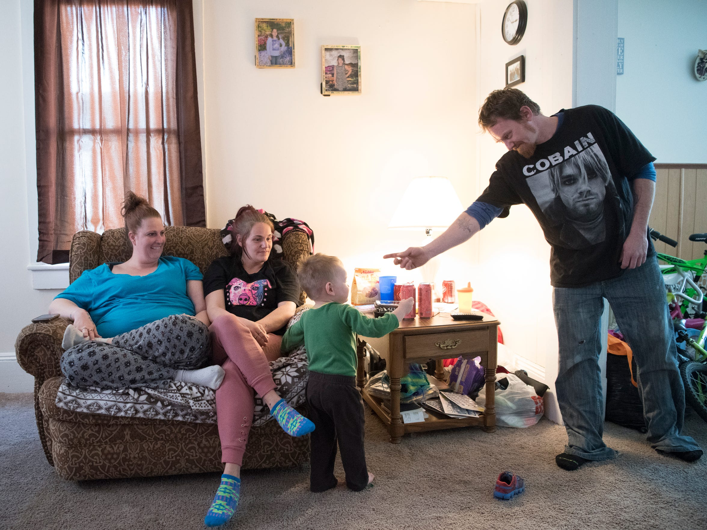 How local family members battled addiction to get lives