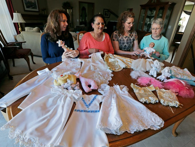 Photos: Sweet Send Aways Makes Outfits For Infants From