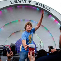 Levitt Shell kicks off free summer concert series marking 10th anniversary