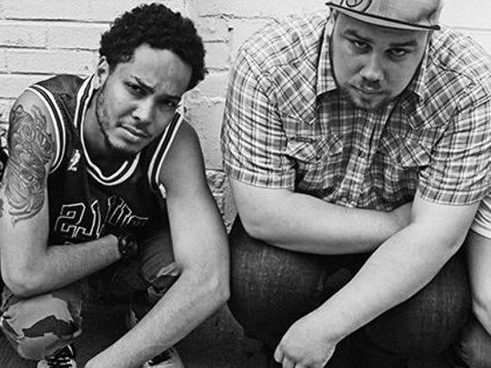 The Newark punk-rap group Sunny Gang plan to record