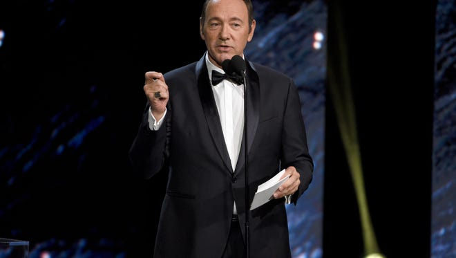 The Kevin Spacey Foundation U.K. announced that it will cease operations Wednesday.