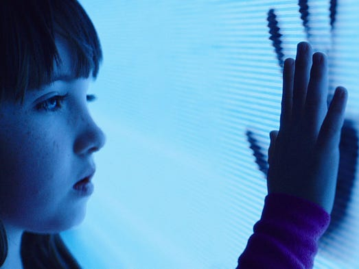 They're back! An exclusive first look of 'Poltergeist,'
