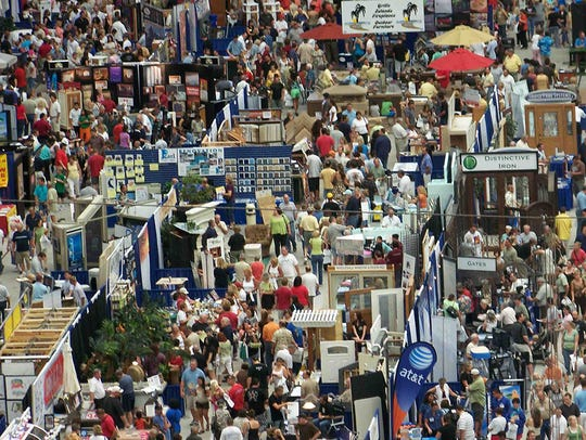 The Maricopa County Home and Garden Show is Sept. 23-25