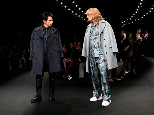 "Ben Stiller has a ""Zoolander 2"" spoof of ""Making a Murderer"" called ""Making a Modeler."""