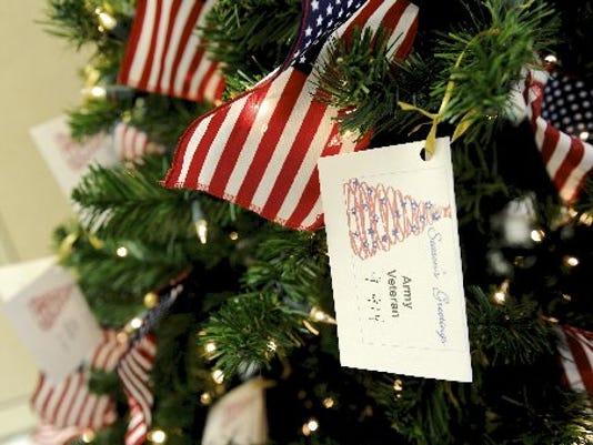 Kentucky Career Center hosts 12th Annual Veterans Angel Tree