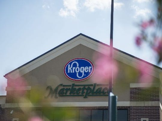The Kroger Marketplace store in Powell on Sept. 10, 2016.
