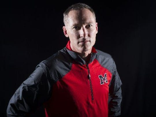 Former Maryville coach George Quarles led the Rebels