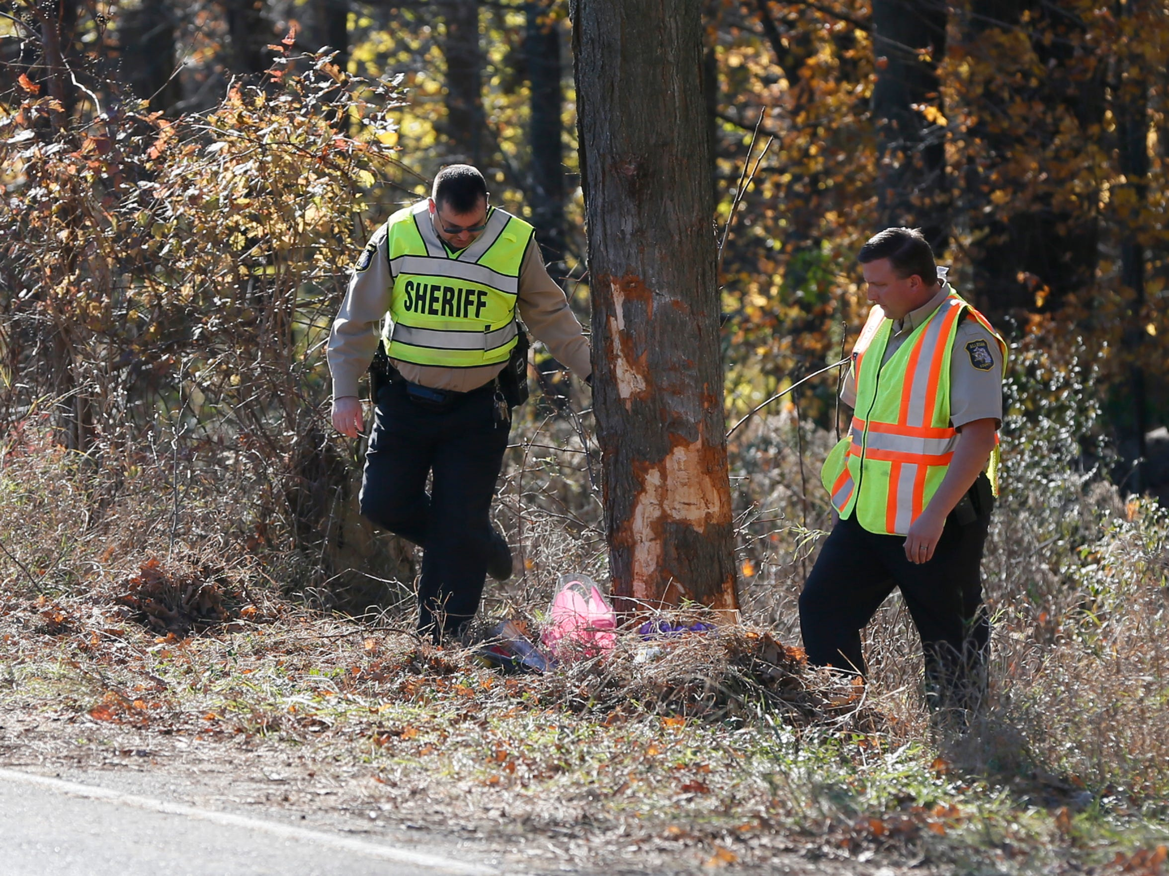Two Allegan County Sheriff deputies continue their
