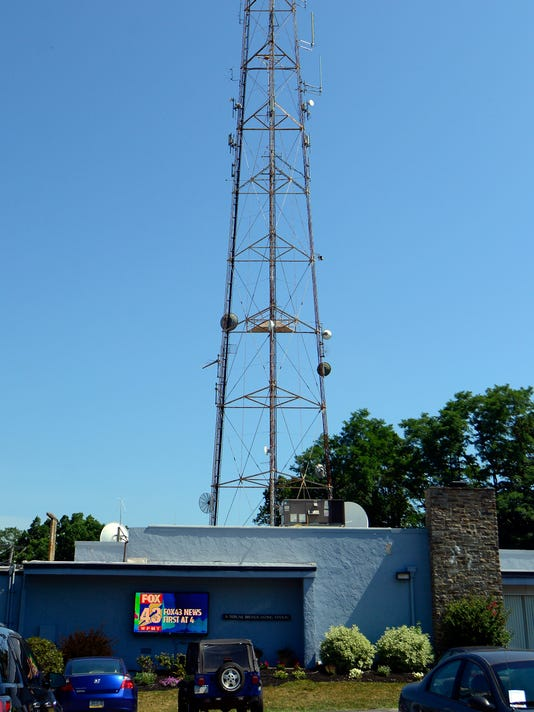 FOX43 tower to be replaced