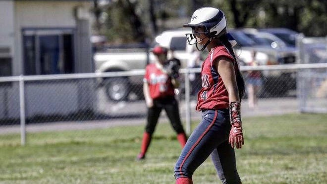 Softball coaches from the North Athletic League named senior Jacelyn Parratt of Central Valley the league's MVP.