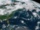 North Atlantic showing Subtropical Storm Debby Aug.