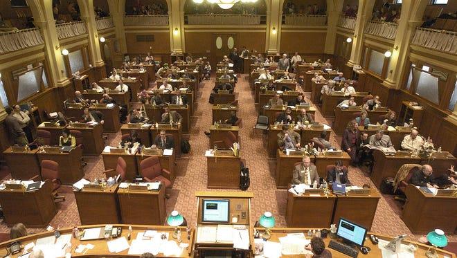 The South Dakota Legislature is hearing a series of bills this session that critics view as discriminatory.