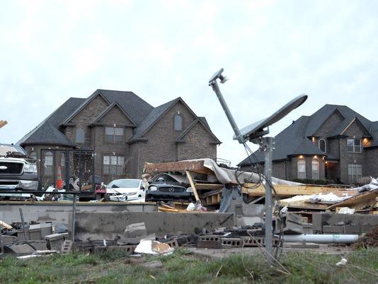 NAS-Clarksville tornado