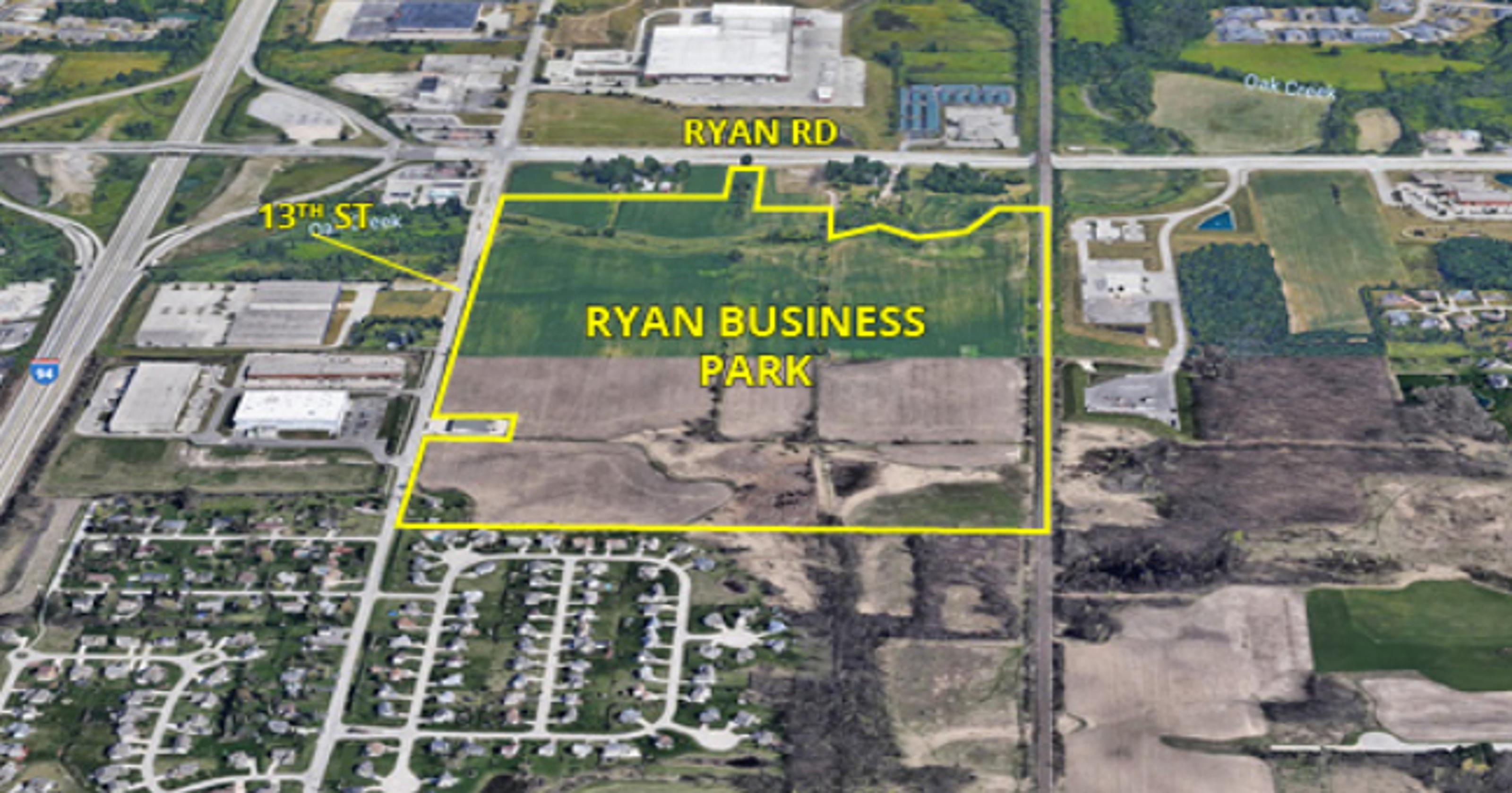 26 Million Square Foot Possible Oak Creek Amazon Warehouse Proposed