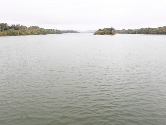 Lake DeForest Dam