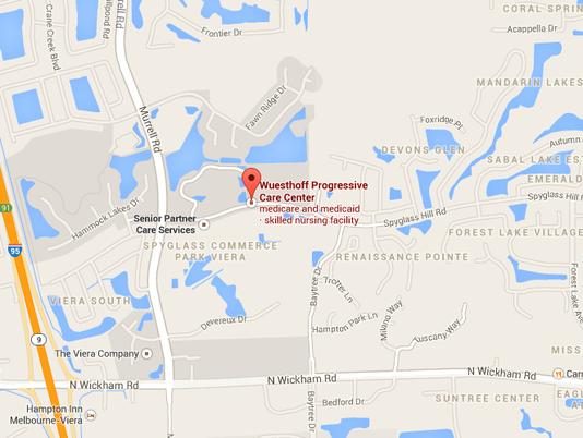 Viera Florida Map.Viera Healthcare Facility Acquired