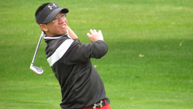 Spencer Shih of Northern Highlands won the Tournament of Champions golf title.