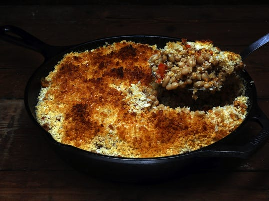 It's casserole season. Celebrate with a humble bean gratin you'll brag about