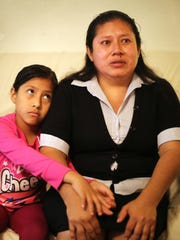 Modesta Escalante recounts her children's treacherous journey to the United States and the abuse that they endured while they were separated from her in Guatemala.