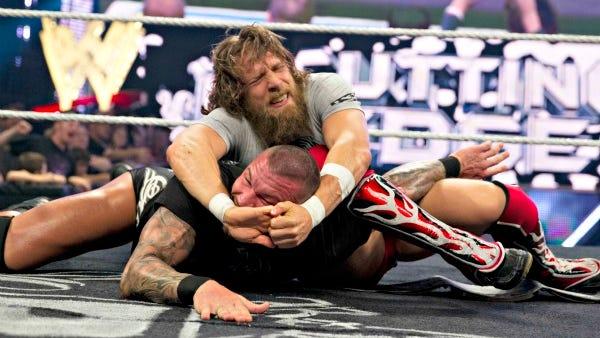 WWE star Daniel Bryan