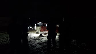 The U.S. Coast Guard is looking for the pilot of a plane that landed on their beach in Cape May.