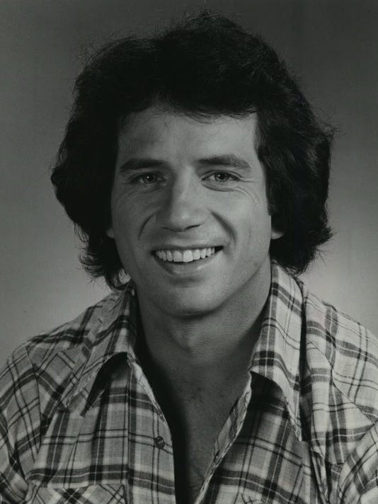 1979 Press Photo Tom Wopat, actor