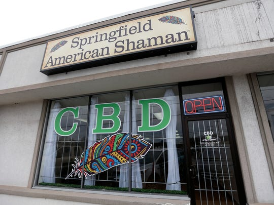 CBD of Springfield, which specializes in CBD, or cannabidiol
